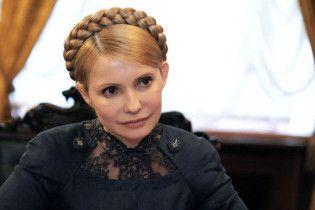 Тимошенко: объединение оппозиции не будет