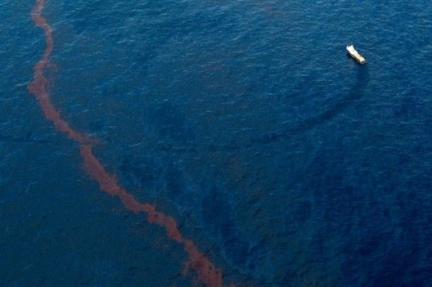 Нефтяное пятно размером с Ирландию приближается к пляжам США