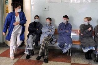Эпидемия гриппа начнется в Украине через две недели