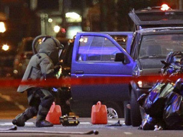 В США арестован подозреваемый в попытке теракта