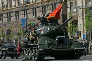 Киев готовится ко Дню победы: план мероприятий