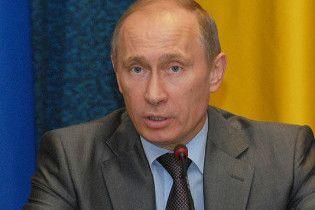 Путин: товарооборот между Украиной и РФ вырос на 86%