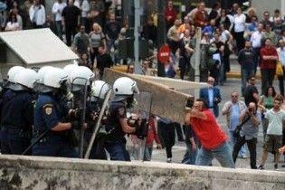 В Греции новая забастовка парализовала страну