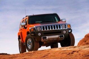 General Motors отзывает 198 000 Hummer H3