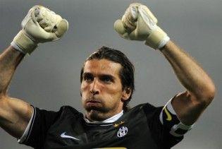 Буффон признан лучшим вратарем в истории футбола