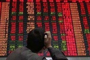 Украинские акции начали падать с максимальными темпами за год