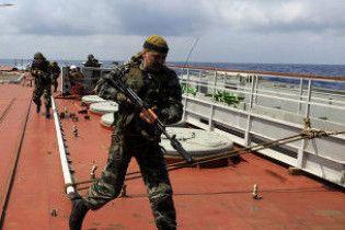 Россияне освободили захваченный пиратами танкер за 22 минуты