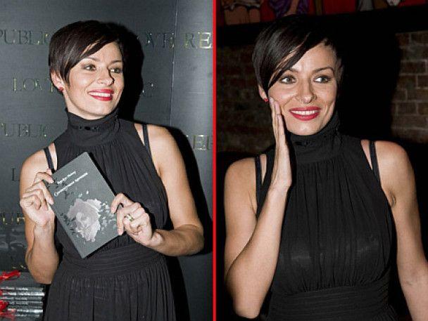 Надя Грановская за три месяца похудела на 10 кг