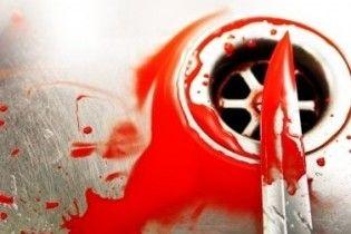 В Запорожье 13-летняя девочка зарезала своего отца