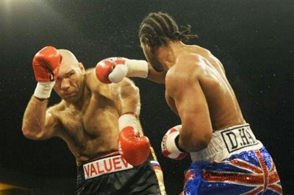 Дэвид Хэй не будет драться с Виталием Кличко и уходит из бокса