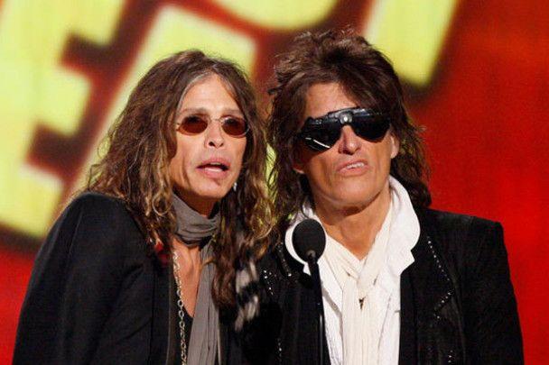 Джонни Депп запишет дуэт с Aerosmith
