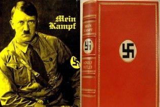 В Крыму возбудили дело за распространение Mein Kampf