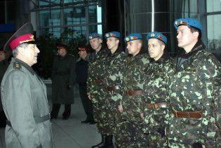 За взятку арестован украинский миротворец в Косово