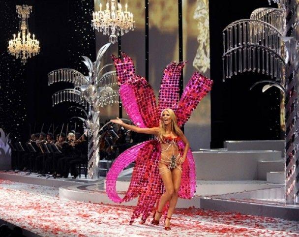 Хайди Клум не хочет быть главным ангелом Victoria's Secret
