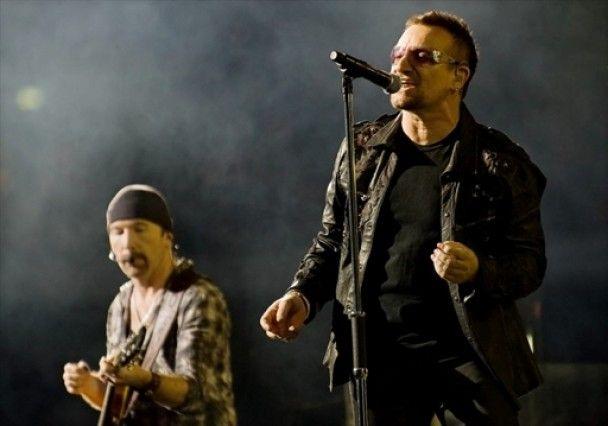 Группа U2 снова признана самой богатой в мире