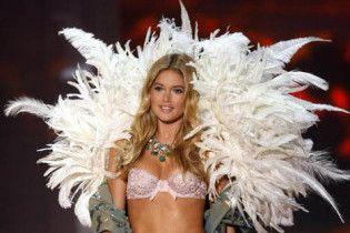 Ангел Victoria's Secret родила малыша