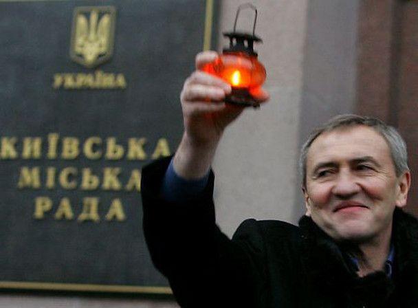 """Черновецкому предложат главную роль в украинских """"Звездных войнах"""""""