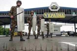 На границе Украины и Молдовы произошла перестрелка: ранен пограничник