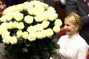 В свой юбилей Тимошенко отключит телефон и поедет к маме