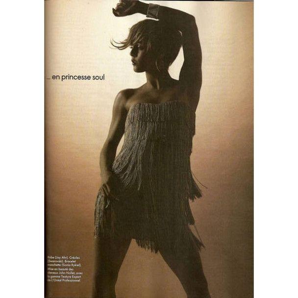 Ванесса Паради стала лицом сумок Chanel