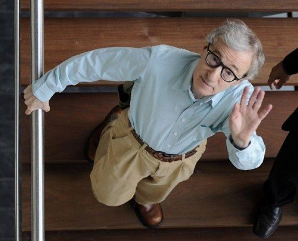Вуди Аллен празднует 75-летие