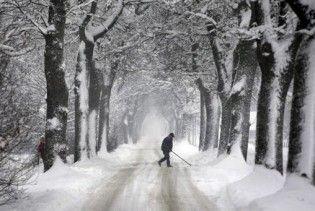 Прогноз погоды в Украине на четверг, 4 февраля