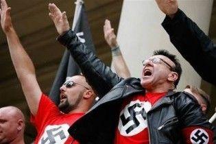 Одно из сел на востоке Германии захватили неонацисты