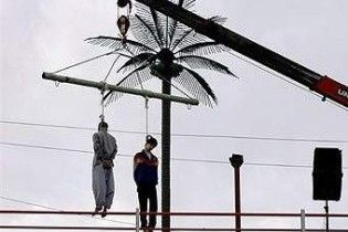 В Иране казнили женоненавистника, который за 4 года убил 16 человек