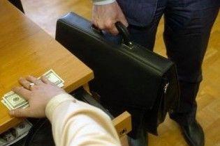 В Украине каждый год ловят на 15% больше коррупционеров