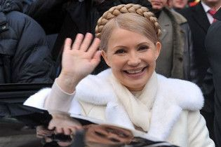 Тимошенко уверенно побеждает на выборах в Киеве