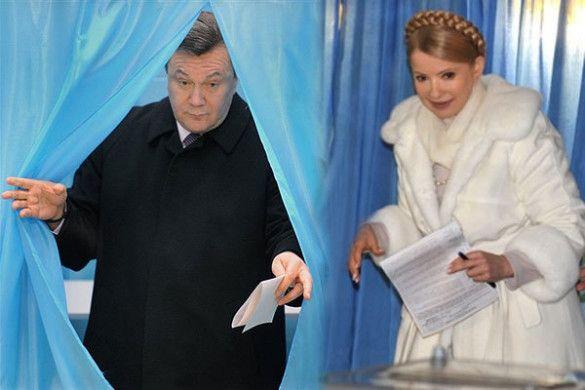 Янукович-Тимошенко