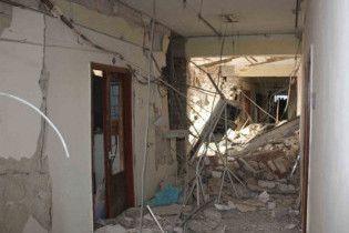 Колонна техники МЧС из Донецкой области едет в Луганск на место взрыва