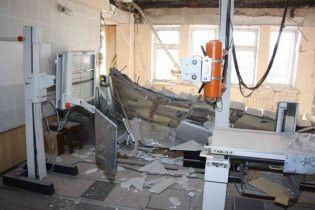 В реанимации луганской больницы взорвался не кислород, а баллон с газом