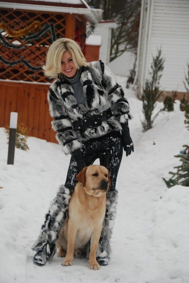 На Екатерину Бужинскую напала собака