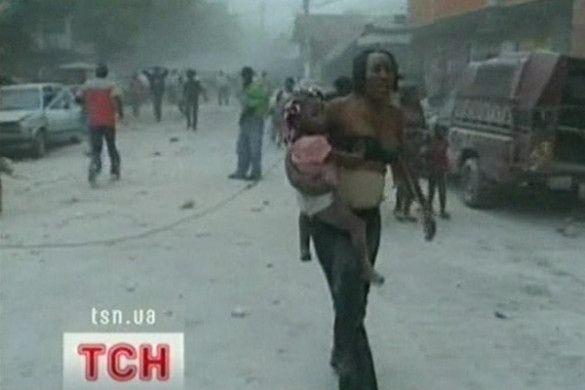 Землетрус на Гаїті
