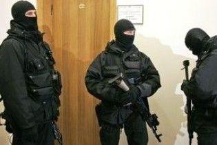 """Комбинат """"Украина"""" будут охранять Внутренние войска и СБУ"""
