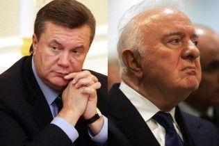 Шеварднадзе отказался признать Януковича своим внебрачным сыном