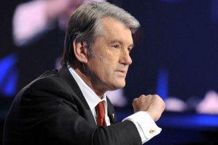 Ющенко будет лично защищать героизм Шухевича и Бандеры в суде