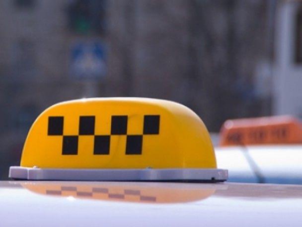 Московские таксисты бесплатно будут возить людей в случае теракта