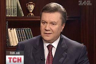 Янукович назвал дату переговоров относительно новой коалиции