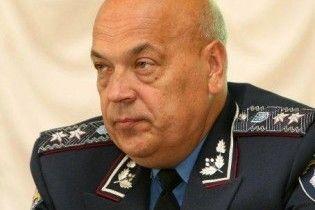 Москаль считает нынешнюю милицию главным торговцем оружием