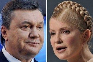 На Донбассе 11 депутатов сбежали от Януковича к Тимошенко