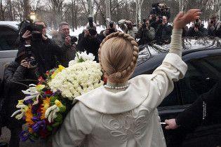 Тимошенко поедет в Брюссель на саммит Европейской народной партии