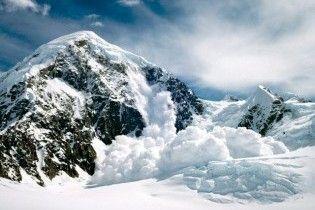 Сегодня Украину могут накрыть снежные лавины