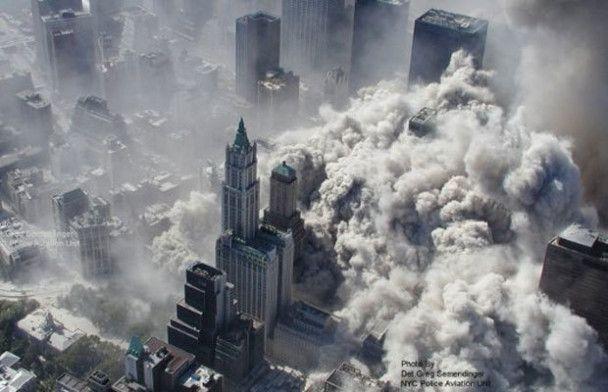 Пыль от терактов 11 сентября медленно убивает людей, которые разбирали завалы