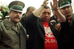 Польского политика, который поздравил Януковича, арестовали за секс-шантаж