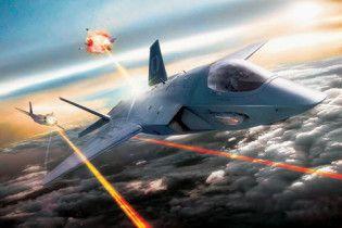 Американцы впервые сбили баллистическую ракету лазером
