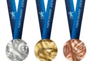 Медальный зачет Олимпиады-2010. Украина пока без наград