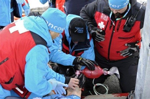 На Олимпиаде погиб грузинский спортсмен