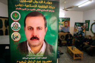 Задержан организатор убийства лидера ХАМАС в Дубаи